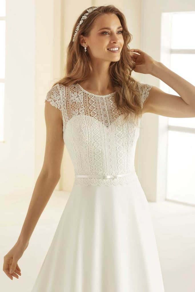 Brautmode Bianco Evento |Brautkleid Ariosa