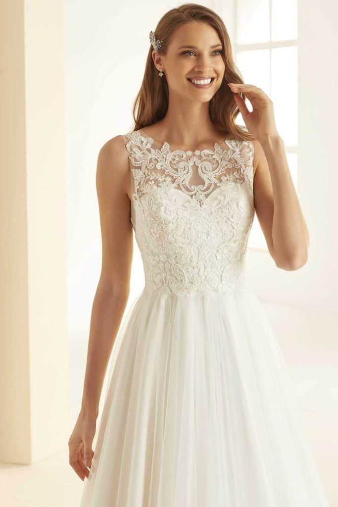 Brautmode Bianco Evento |Brautkleid Atessa