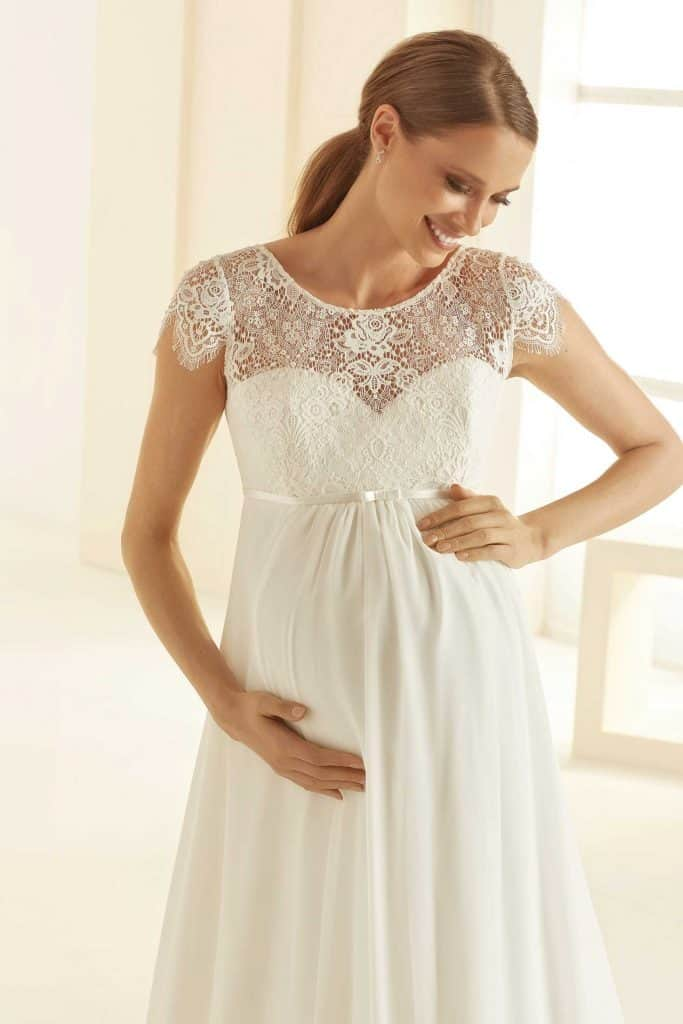 Brautmode Bianco Evento |Brautkleid Bernadette
