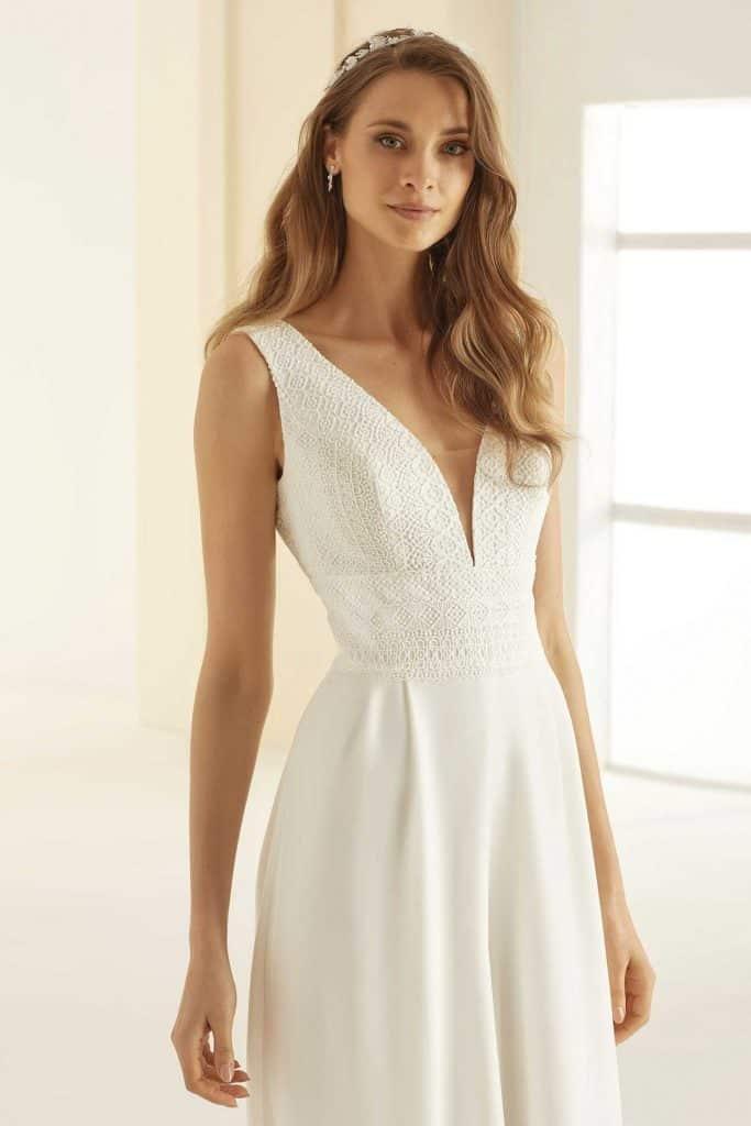 Brautmode Bianco Evento |Brautkleid Celeste