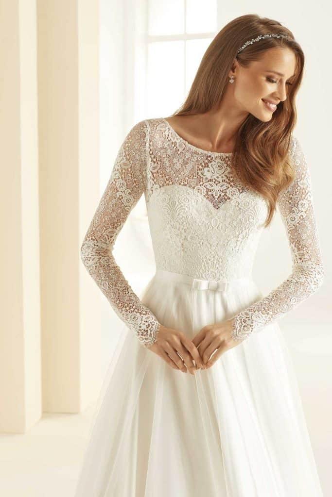 Brautmode Bianco Evento |Brautkleid Daniela