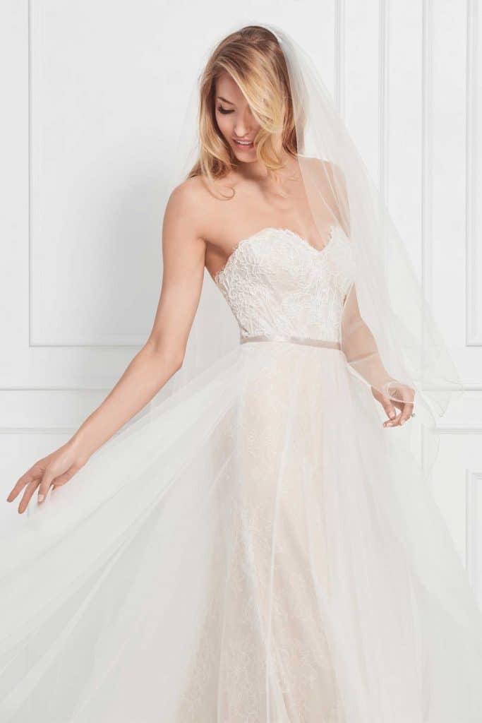 Brautmode Wtoo | Brautkleid Gennessy