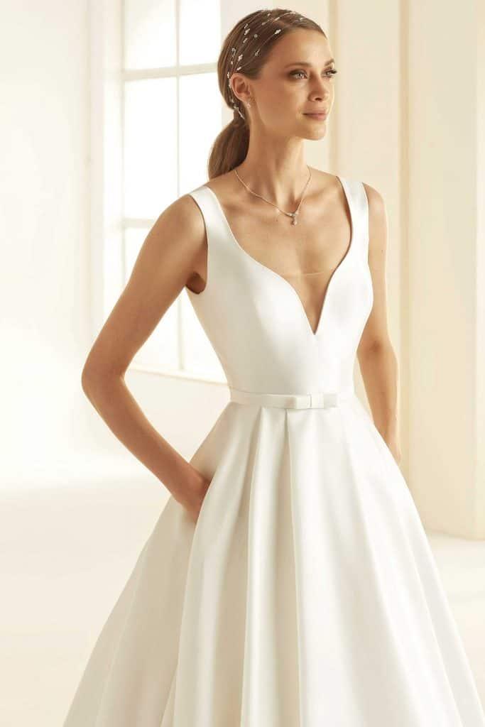 Brautmode Bianco Evento |Brautkleid Jessica