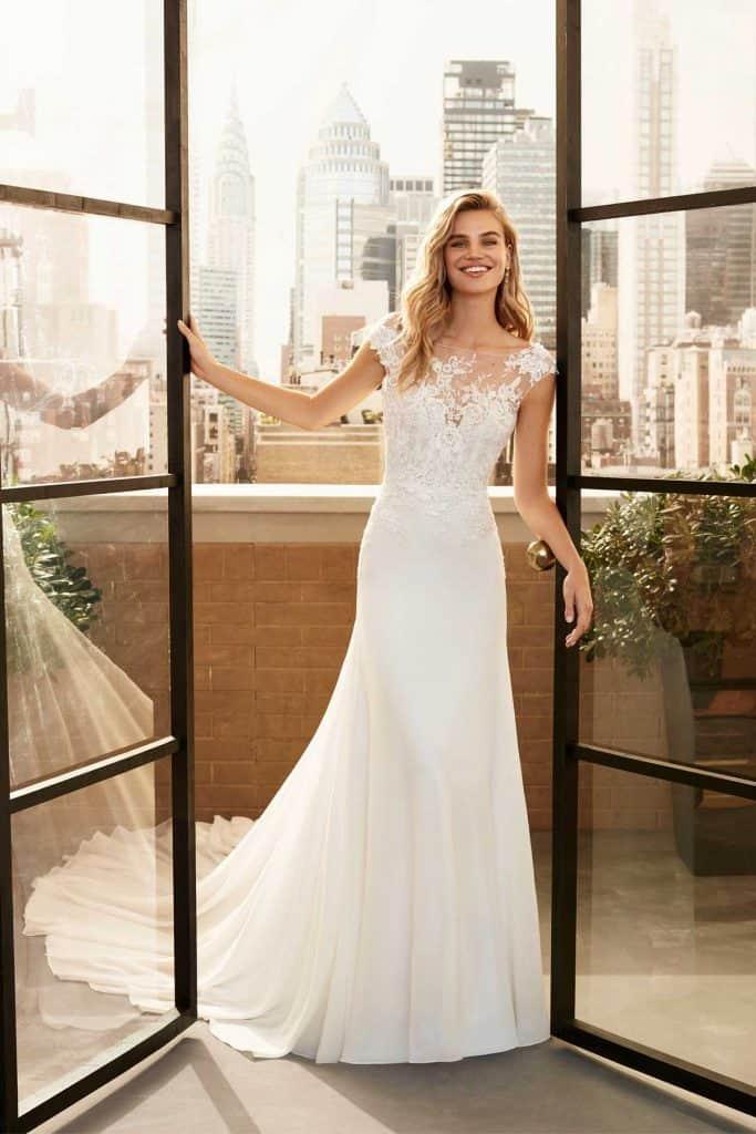 Brautmode Luna Novias | Brautkleid Lanai
