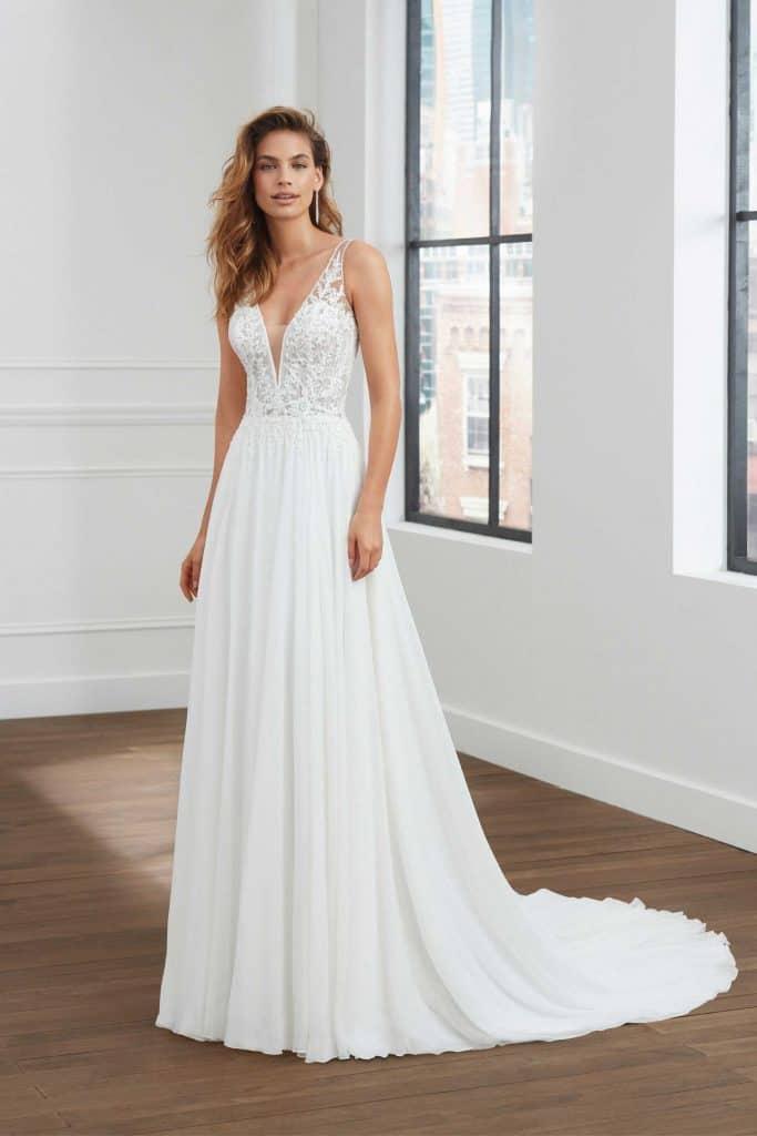 Brautmode Luna Novias | Brautkleid Lantana