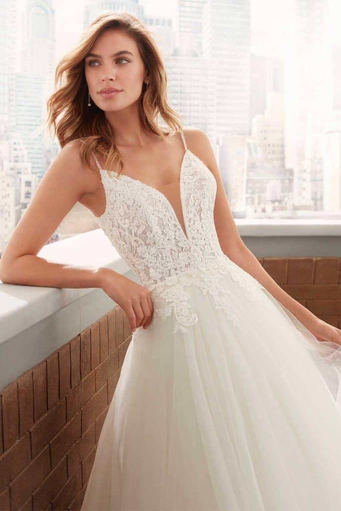 Brautmode Luna Novias | Brautkleid Lois