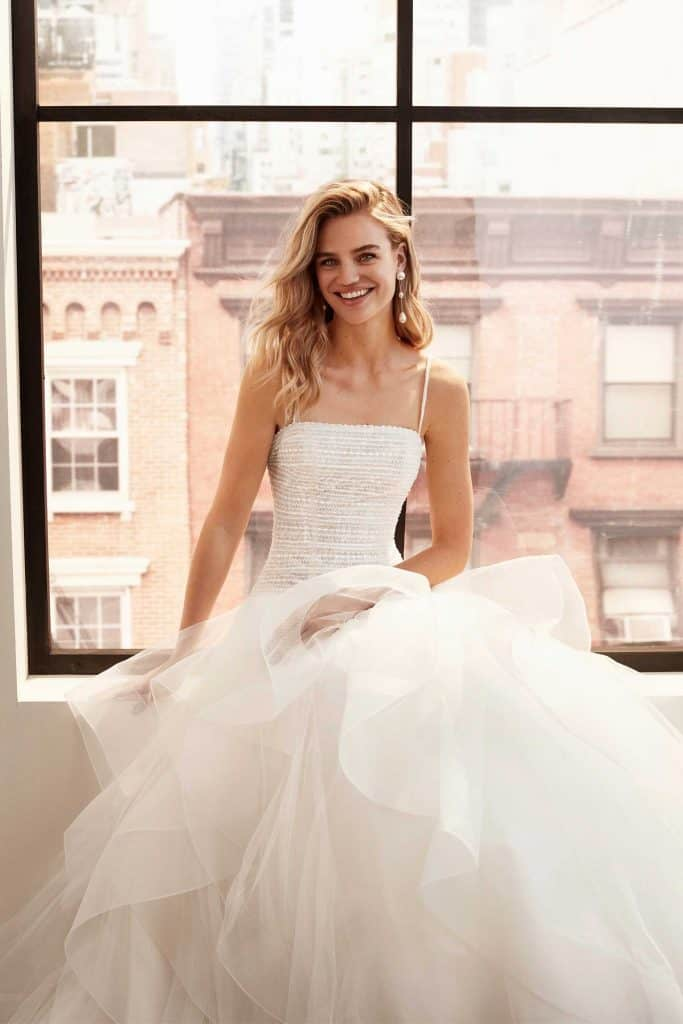 Brautmode Luna Novias | Brautkleid Loray