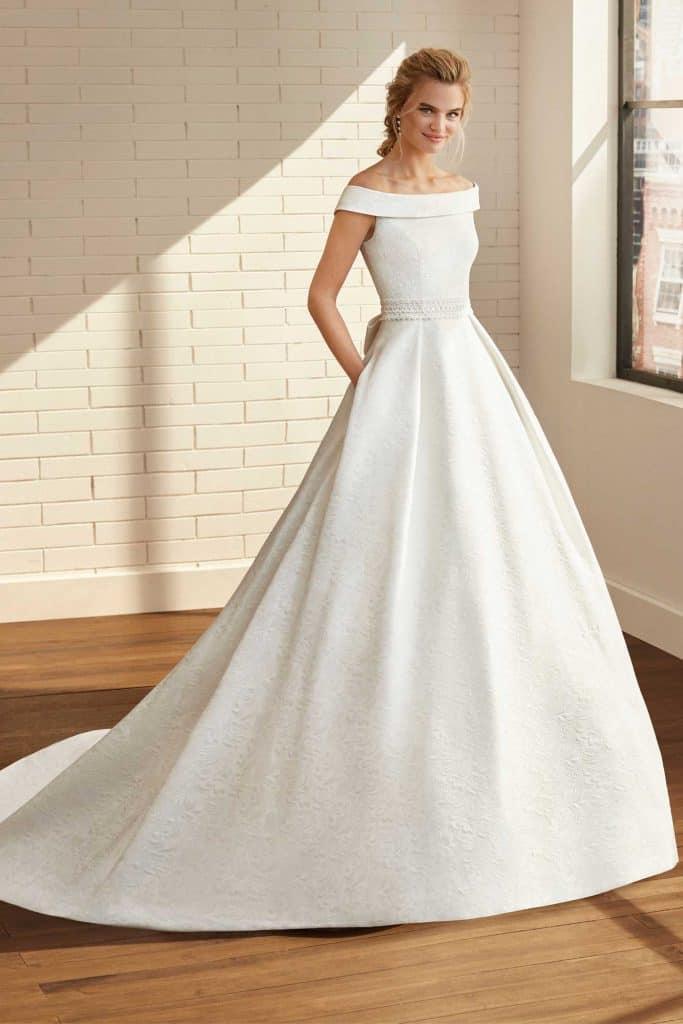 Brautmode Luna Novias | Brautkleid Luga