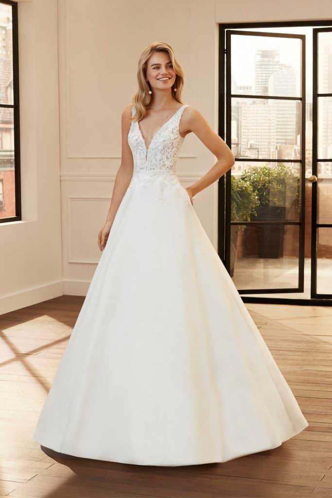 Brautmode Luna Novias | Brautkleid Lusaka