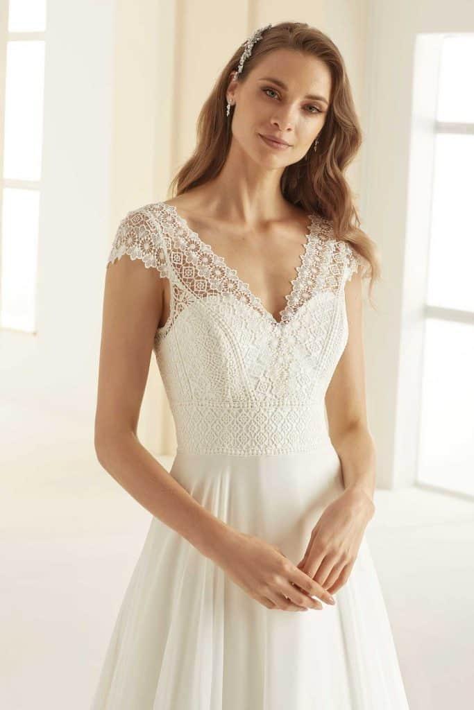 Brautmode Bianco Evento |Brautkleid Margaret