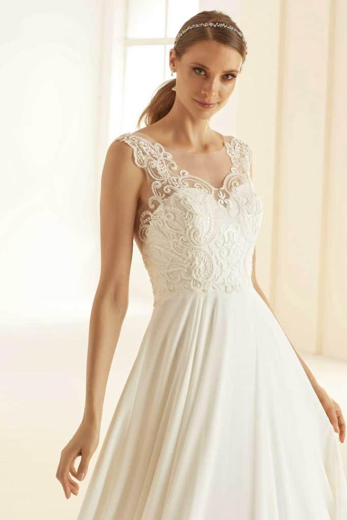 Brautmode Bianco Evento |Brautkleid Pandora