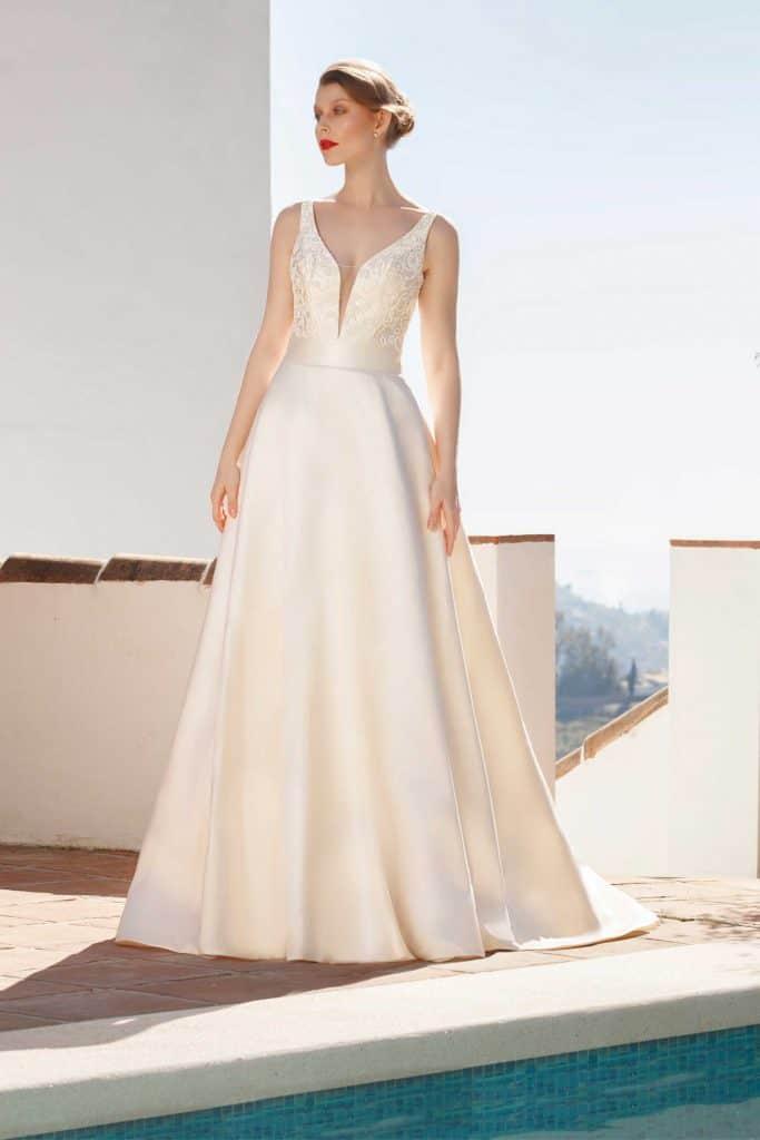 Brautmode Jarice | Brautkleid Tabula