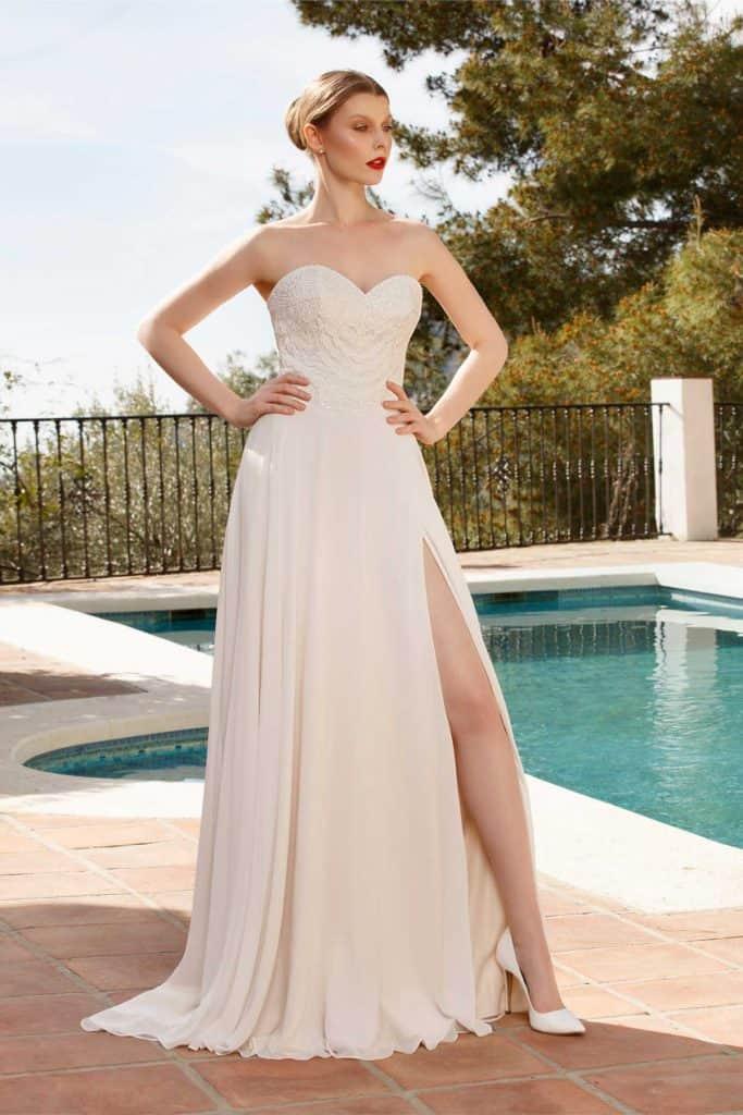 Brautmode Jarice | Brautkleid Tahita