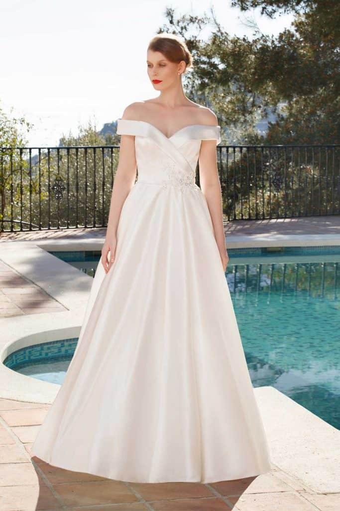 Brautmode Jarice | Brautkleid Tearose