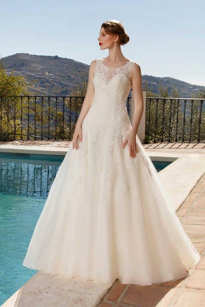 Brautmode Jarice | Brautkleid Theresa