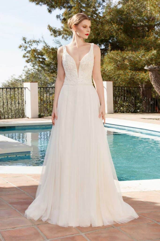 Brautmode Jarice | Brautkleid Toledo