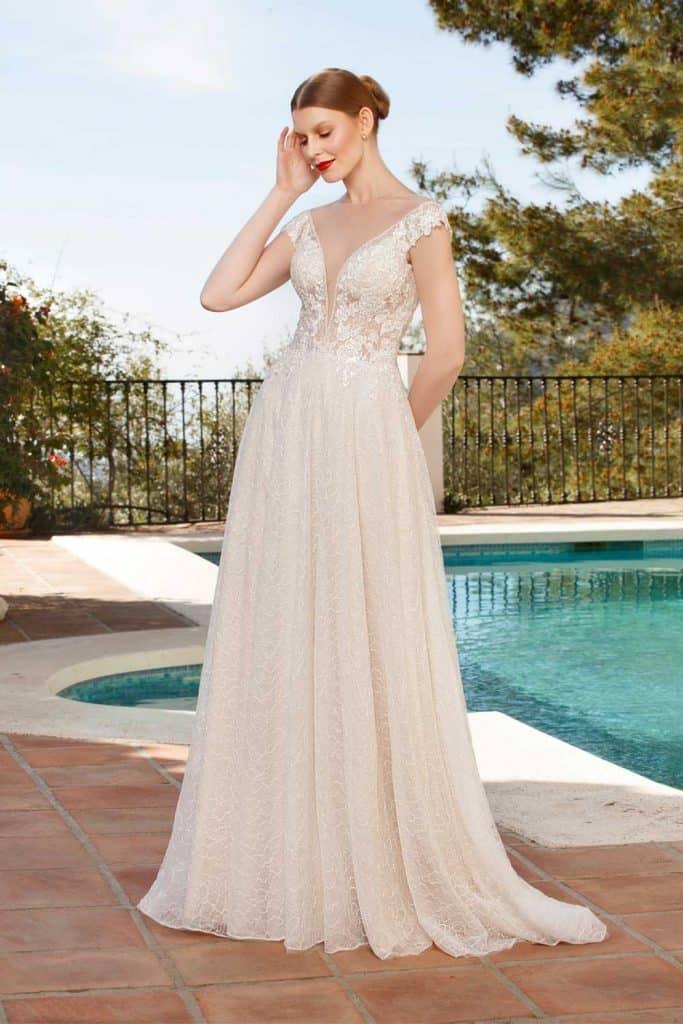 Brautmode Jarice | Brautkleid Treviso