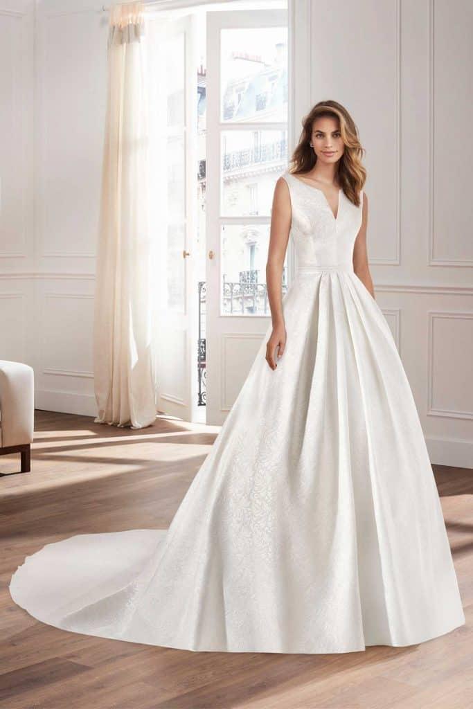 Brautmode Luna Novias | Brautkleid Yvette