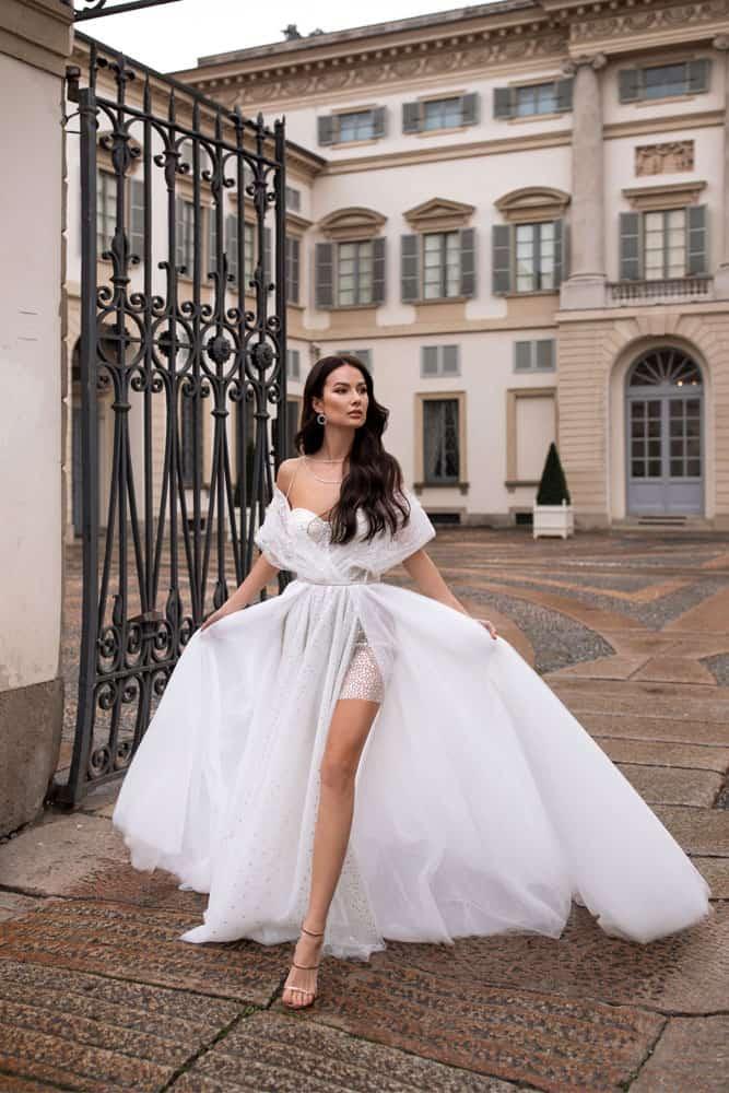 Brautmode Ida Torez | Brautkleid 1168