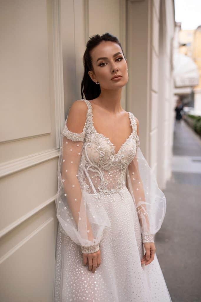 Brautmode Ida Torez | Brautkleid 1169