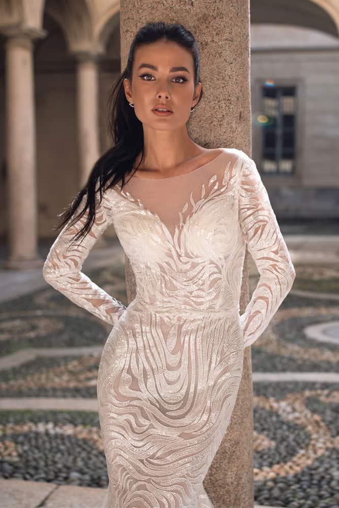 Brautmode Ida Torez | Brautkleid 1171