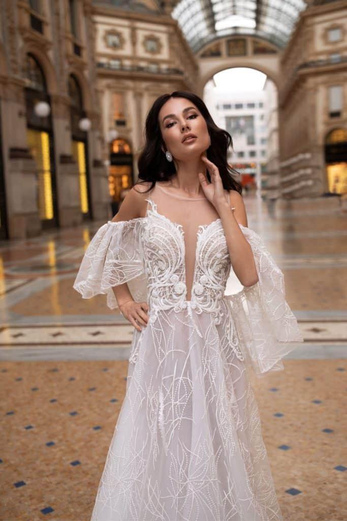 Brautmode Ida Torez | Brautkleid 1173