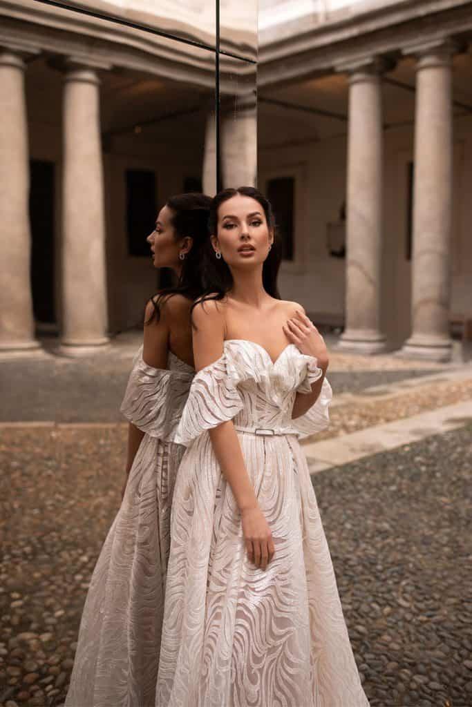 Brautmode Ida Torez | Brautkleid 1175