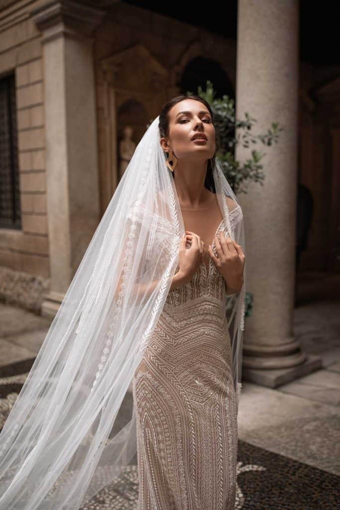 Brautmode Ida Torez | Brautkleid 1176