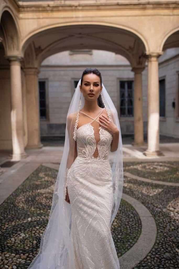Brautmode Ida Torez | Brautkleid 1183