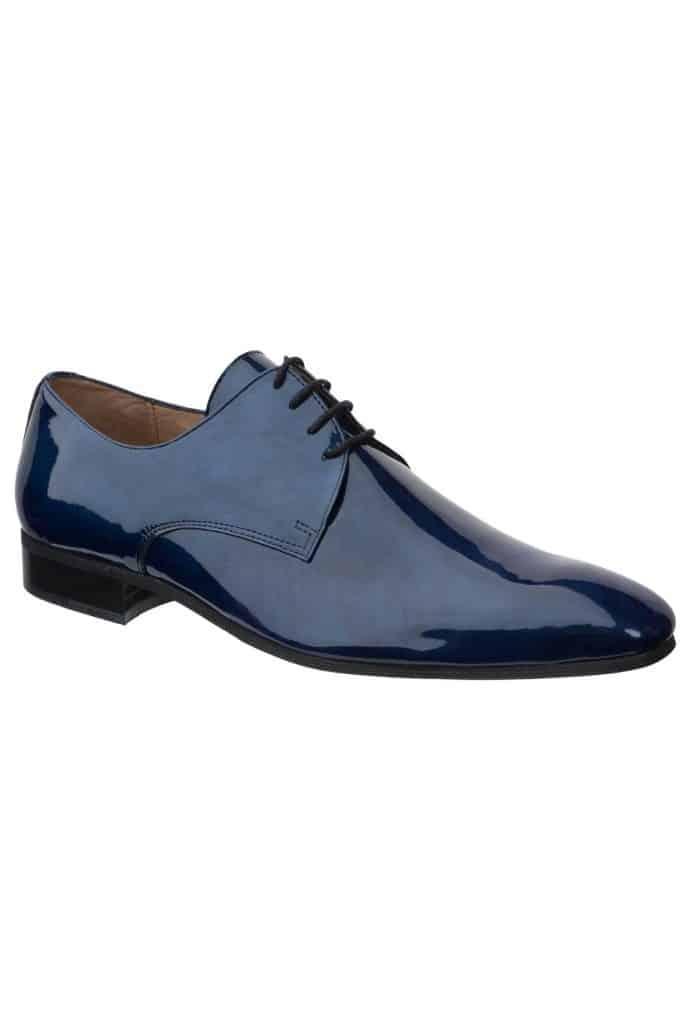 Accessoires Paulo Bellini  Schuhe 325 Charol Blue