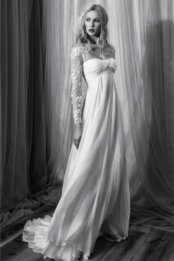 Brautmode Roberto Cavalli | Brautkleid 5002C