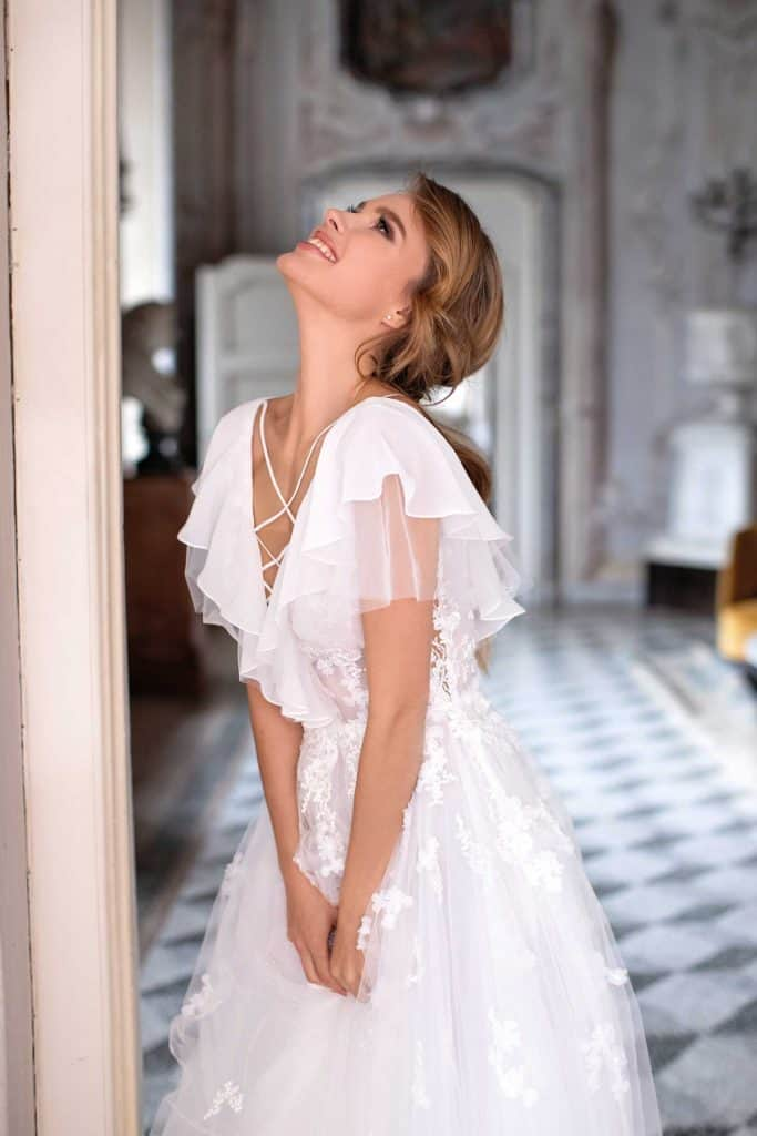 Brautmode Daria Karlozi | Brautkleid 8102