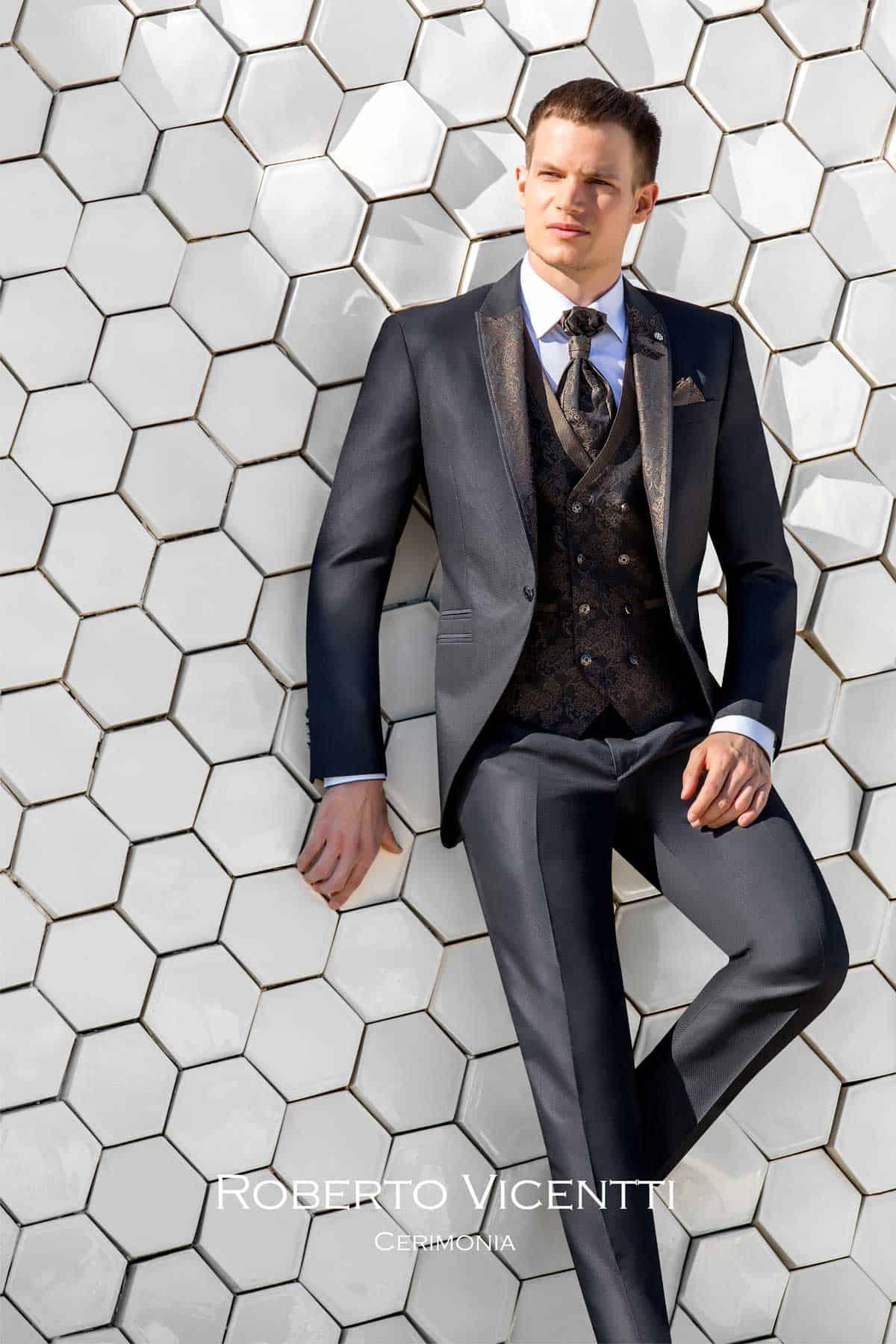 Bräutigam Mode   Roberto Vincentti