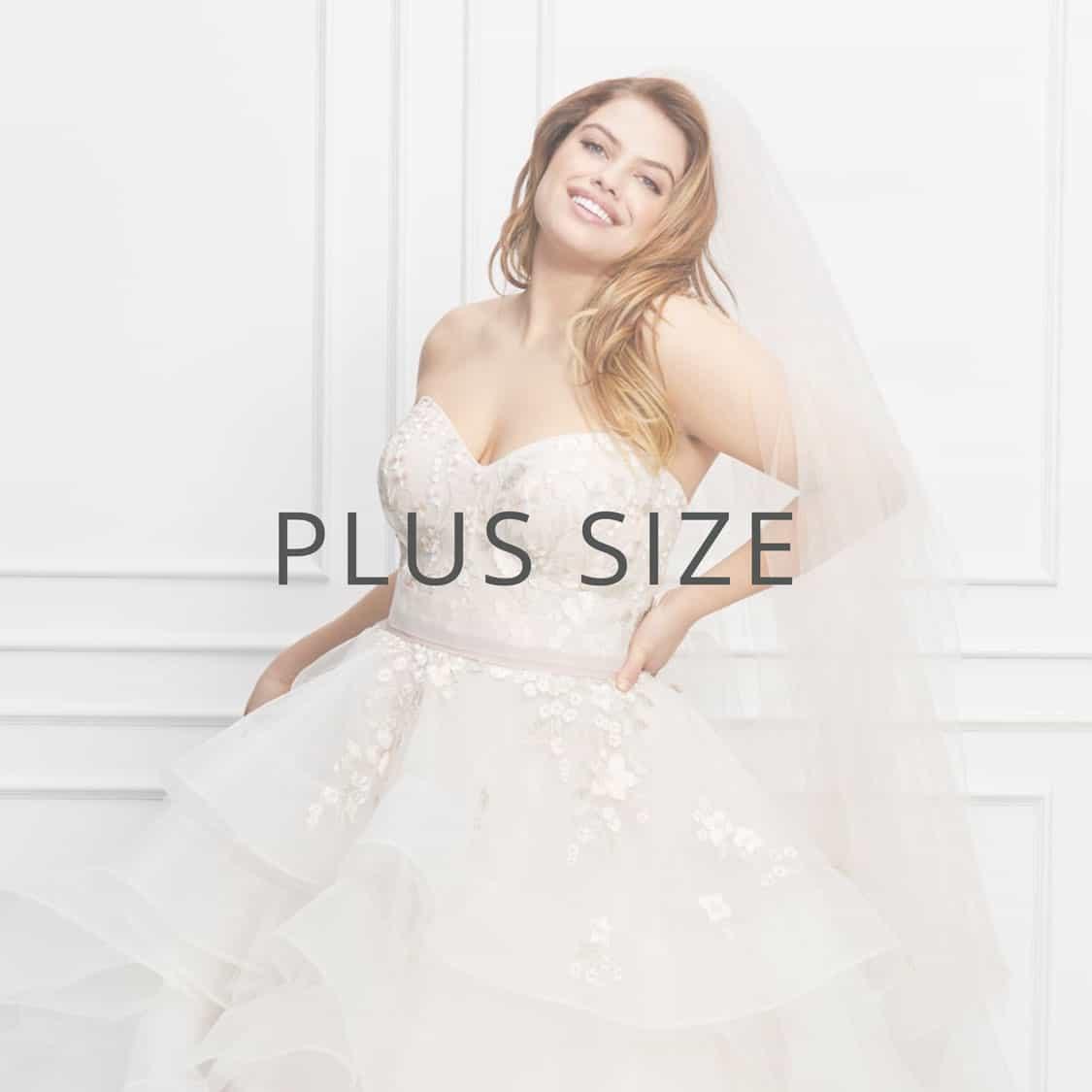"Brautmoden Düsseldorf Kollektion ""Plus Size"""