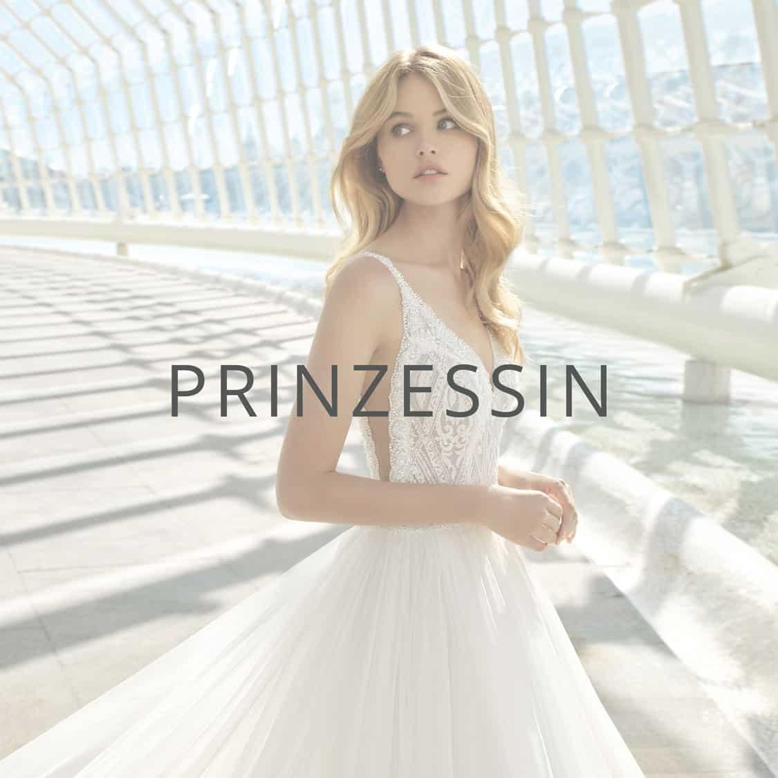 "Brautmoden Bonn Kollektion ""Prinzessin"""