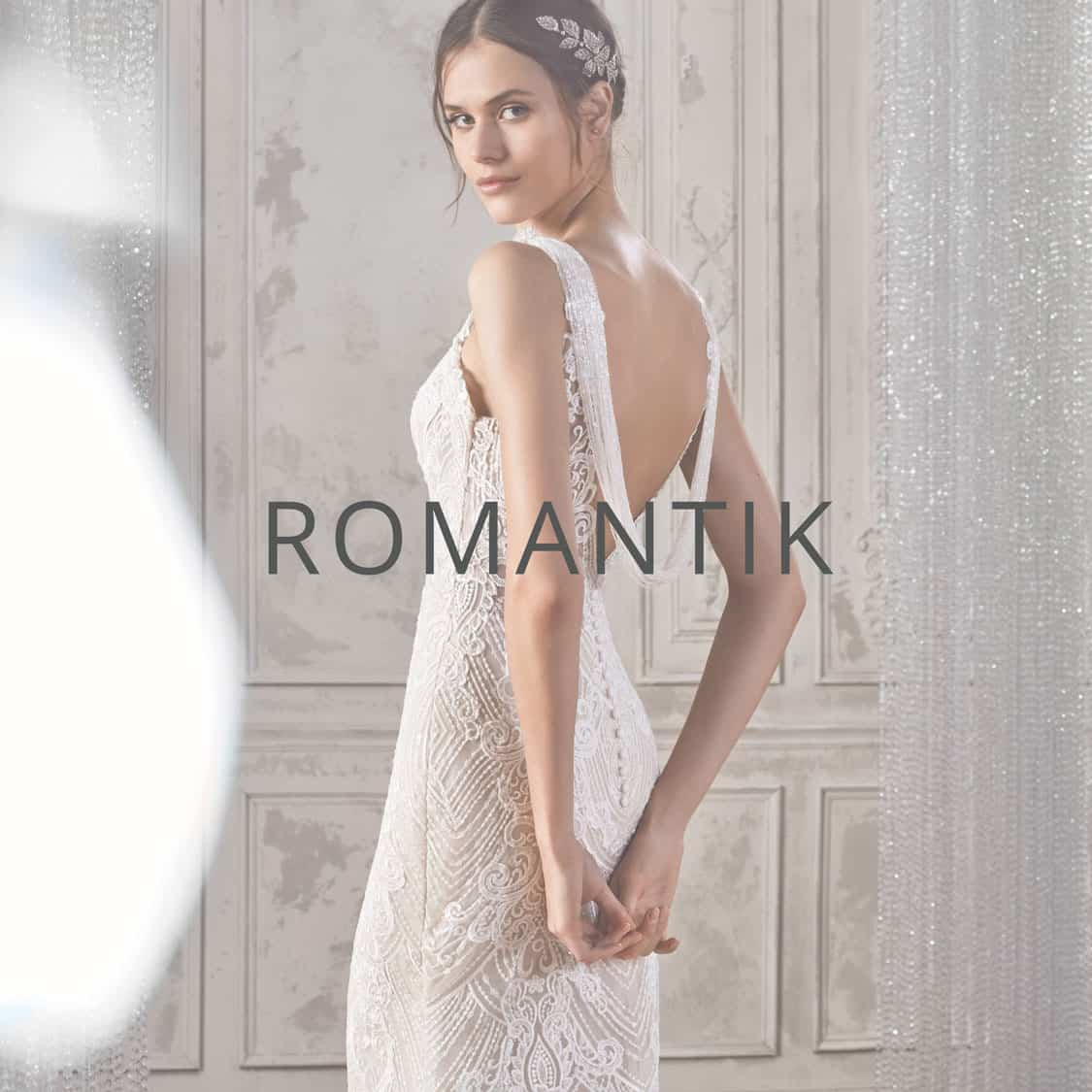 """Brautmoden Bonn Kollektion """"Romantik"""""""