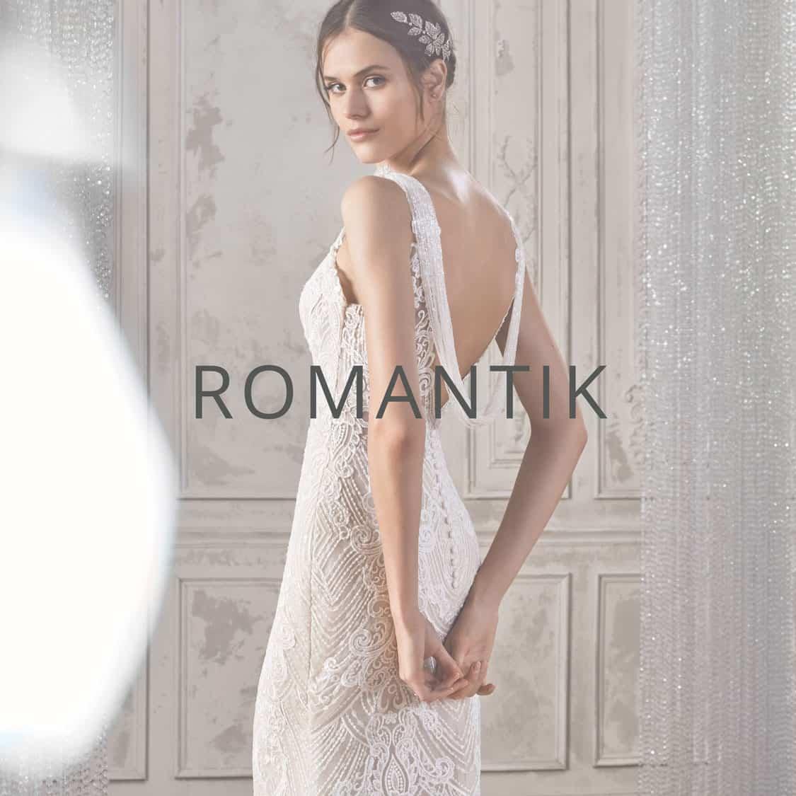 "Brautmoden Wuppertal Kollektion ""Romantik"""