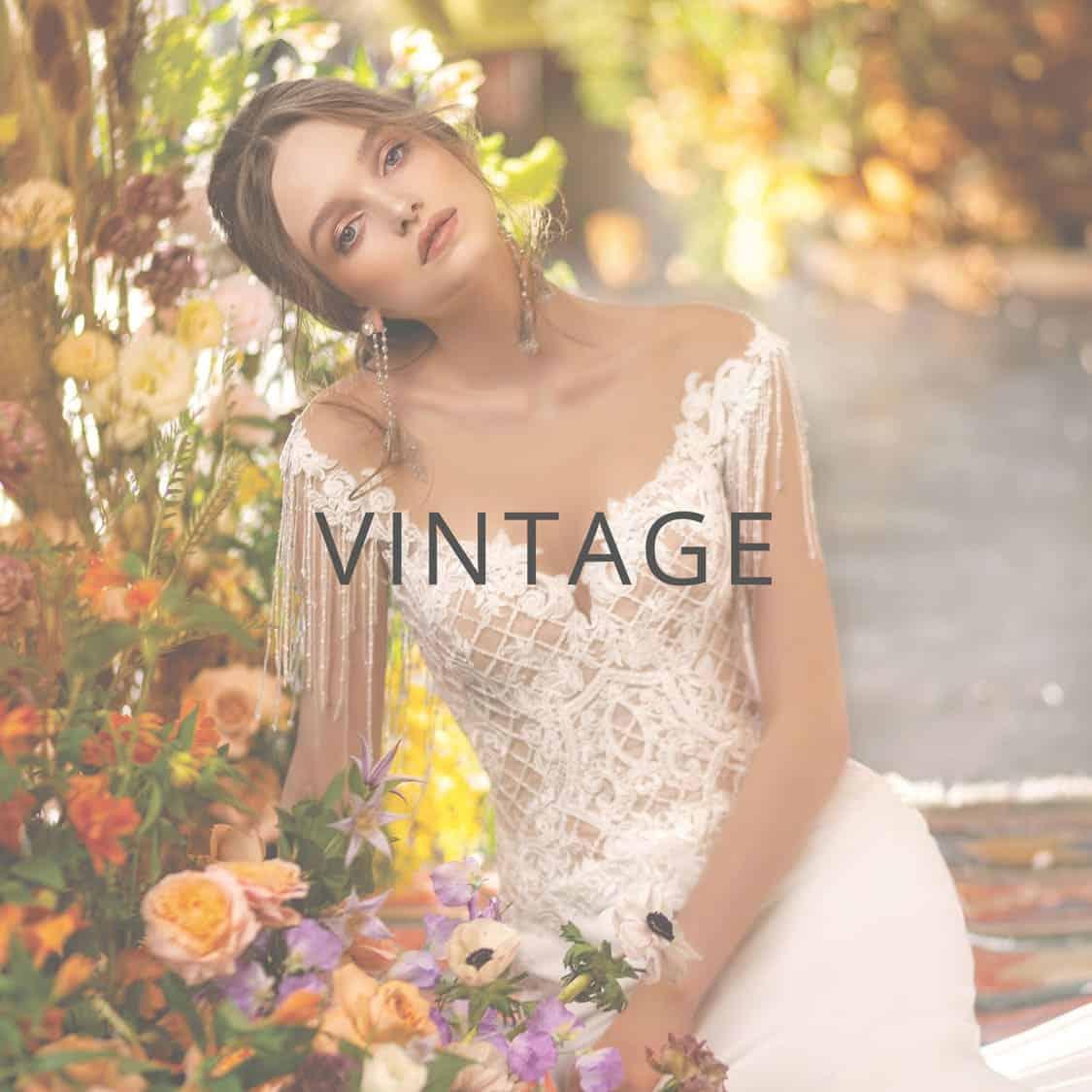 "Brautmoden Bonn Kollektion ""Vintage"""