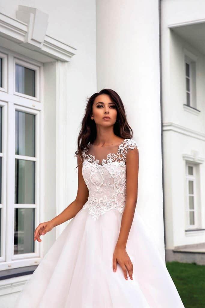 Brautmode Tina Valerdi | Brautkleid Avalon