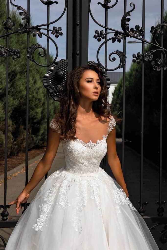 Brautmode Tina Valerdi | Brautkleid Barby