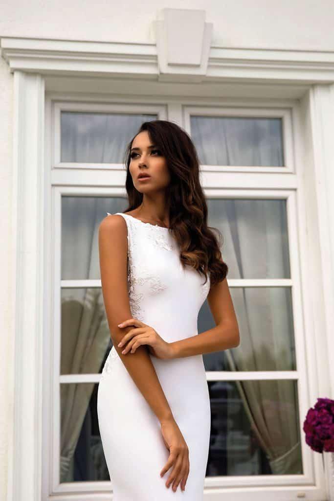 Brautmode Tina Valerdi | Brautkleid Elizabeth