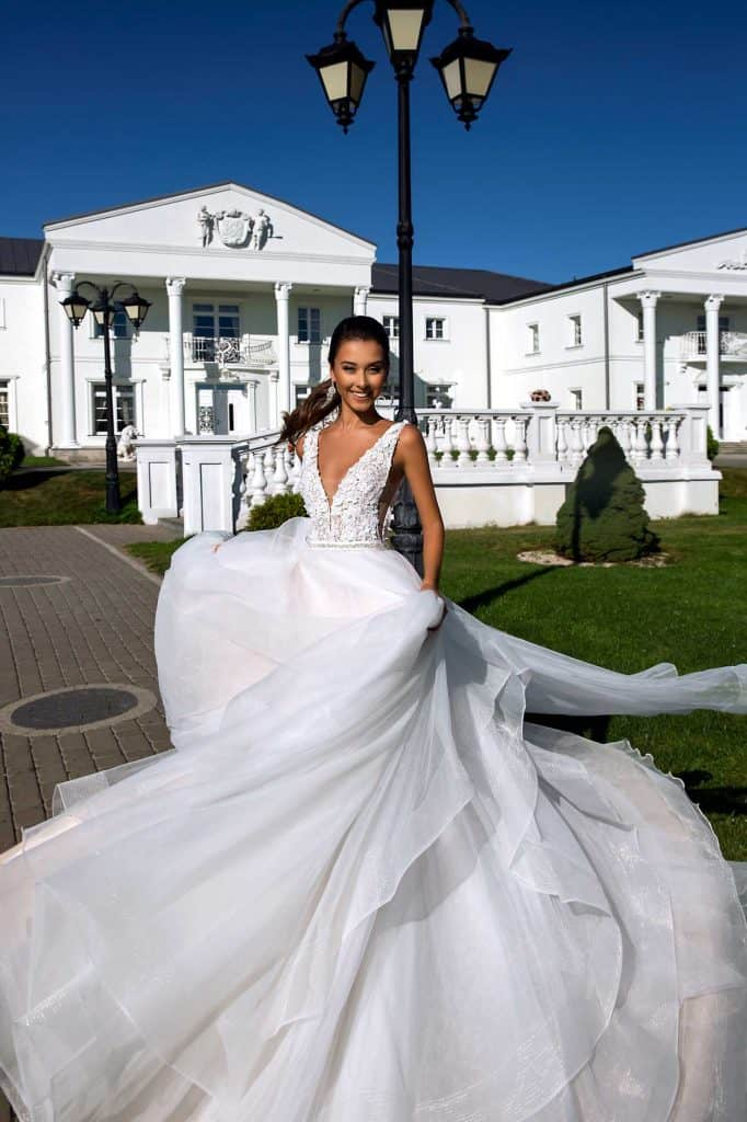 Brautmode Tina Valerdi | Brautkleid Gabby