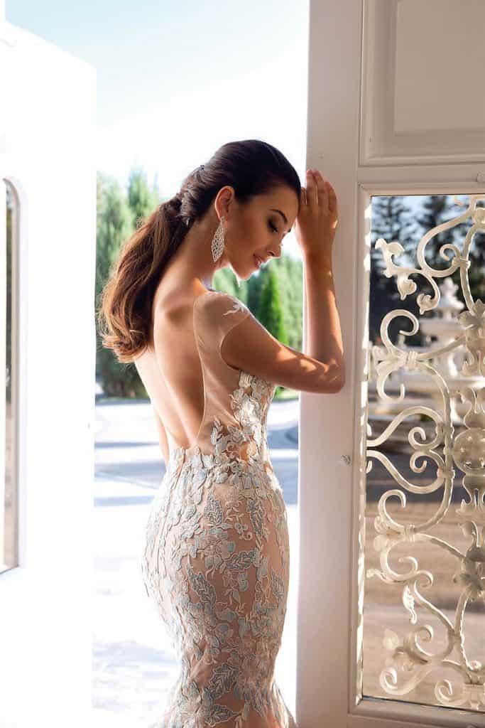 Brautmode Tina Valerdi | Brautkleid Galilea