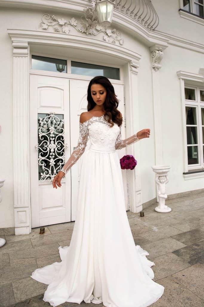 Brautmode Tina Valerdi | Brautkleid Havana