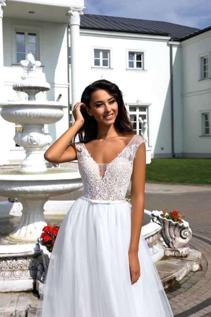 Brautmode Tina Valerdi | Brautkleid Hazel