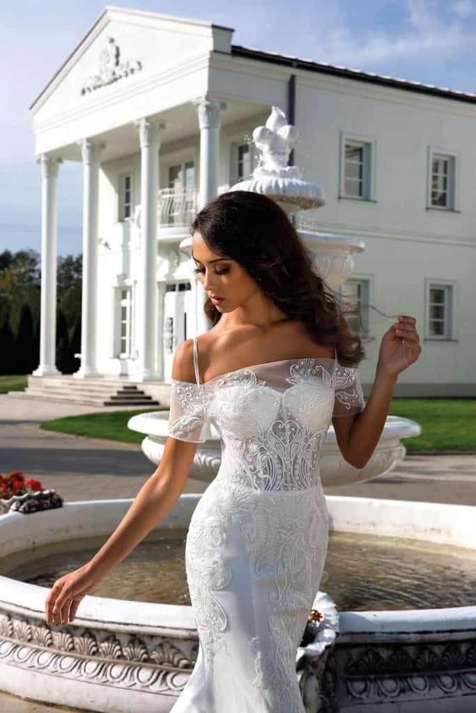 Brautmode Tina Valerdi | Brautkleid Jaco
