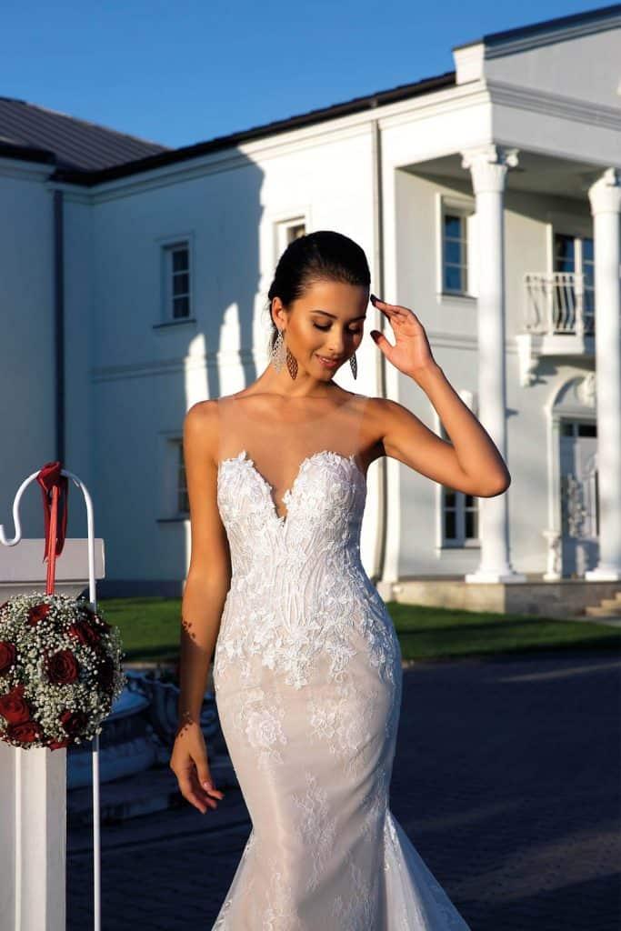 Brautmode Tina Valerdi | Brautkleid Jasmine