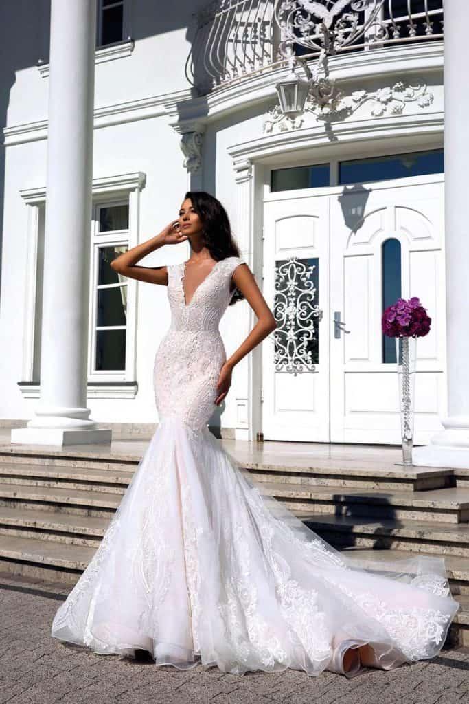 Brautmode Tina Valerdi | Brautkleid Layla