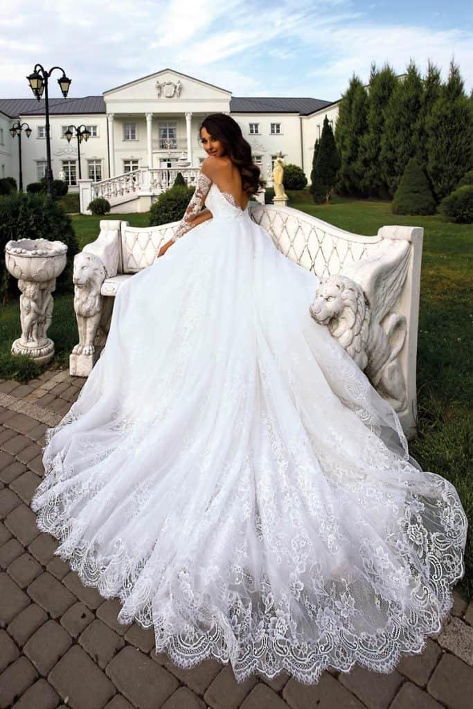Brautmode Tina Valerdi | Brautkleid Margareth