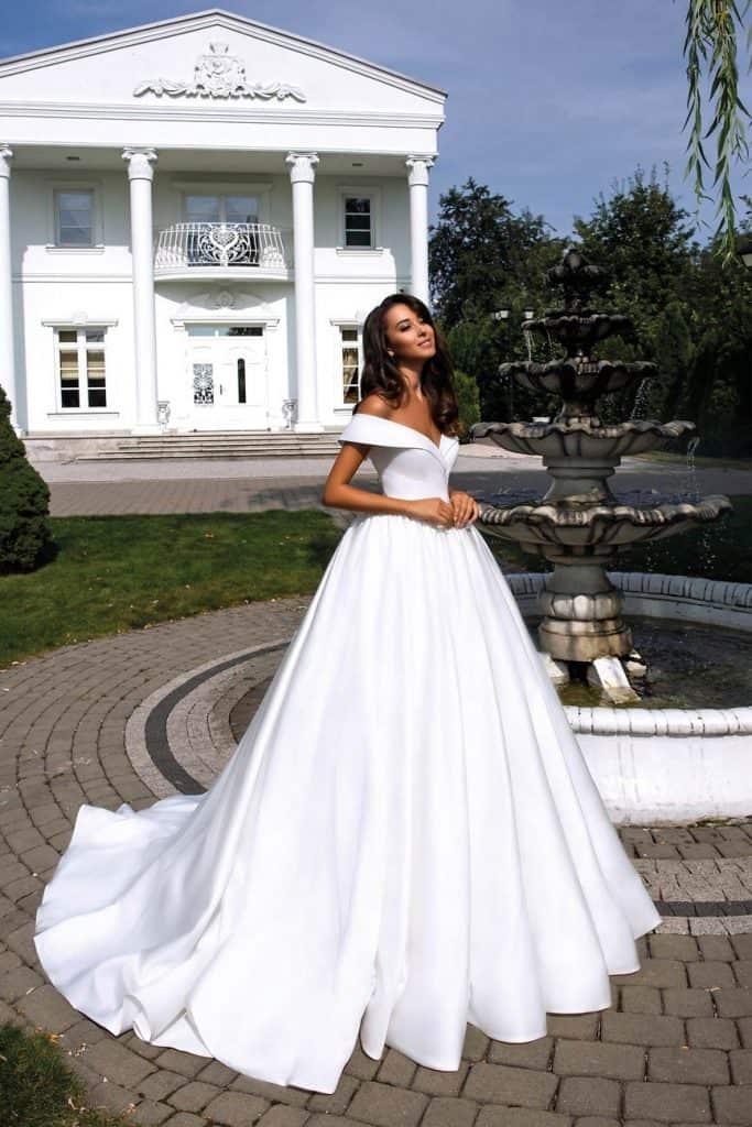 Brautmode Tina Valerdi | Brautkleid Nancy